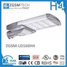 Nuevo diseño de alta calidad Phtocell 160W LED luz de calle