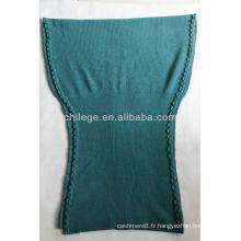enveloppements uniques de tricot de cachemire