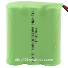 Batería Pkcell Ni-Mh 3.6V 1000mAh NI-MH Batería