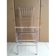 Monobloc ONE PIECE silla clara chiavari resina