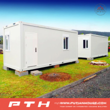China Prefabricated Container House for Modular House Building