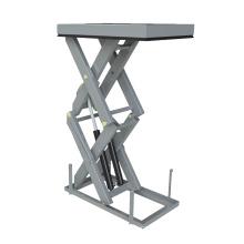Ножничные столы с высоким подъемом