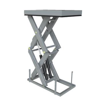 High Lift Scissor Tables