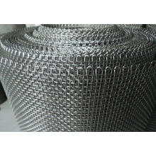 Liso Weave Woven Wire Mesh Preço Fábrica
