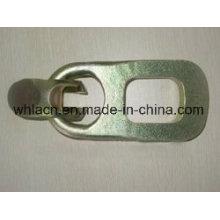 Embrayage / oeil d'anneau de levage de béton préfabriqué pour le matériel de construction (galvanisé)