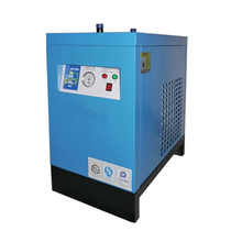 Compressed air dryer removes moisture from compressed air lines to prevent future problems