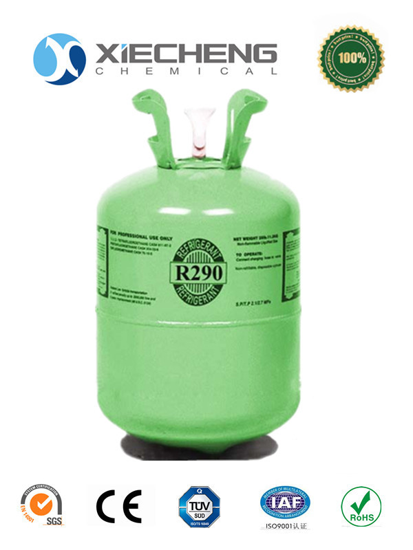 Hihg purity propane R290