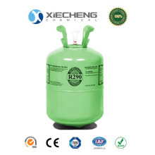 Hihg purity propane R290 for refrigerant gas