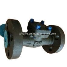 1500lb 2500lb forjou a válvula de verificação da extremidade da flange do aço carbono A105