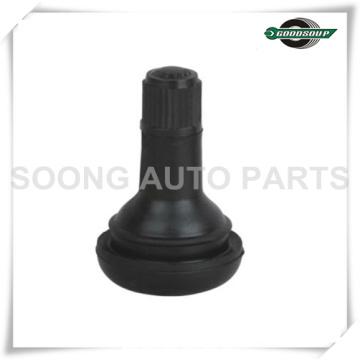 TR415 Snap en válvula de neumático sin cámara Válvula de neumático auto