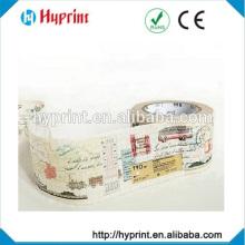 High quality colorful decorative washi, tape diy hand-made art work