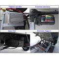 Camiones de carga eléctrica Mini camión ligero 4x2