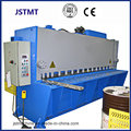 Metal Sheet Plate CNC Hydraulic Guillotine Shearing Machine (RAS326)