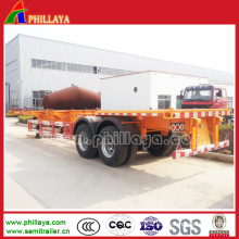 Cimc Container Trailer Chassis for Skeleton Container Trailer