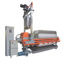 Zhejiang 800 Series Automatic Membrane PP Filter Press