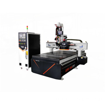 ATC cnc wooden furniture router milling cutting machine
