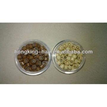silicon hair exension micro ring, link
