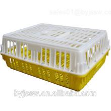 Caisse de poulet de transport de volaille en plastique