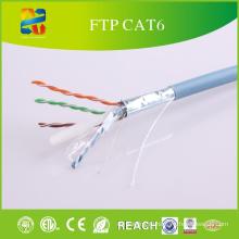 Ценовой сетевой кабель UTP FTP SFTP Cat 6 4 пары Cat 6 Cable Factory