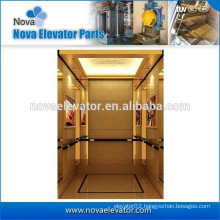 Econimic low noise and high quality passenger lift cabin Supply in China