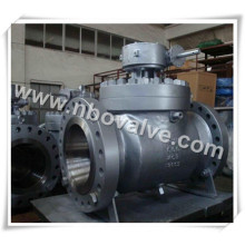 Cast Steel Ball Valve Top Entry 12""