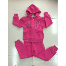 Leisure Fashion Track Suit Sweatshirt Hoodies in Children Clothes for Sport Wear Swg-127