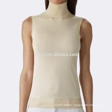 15PKTT02 2017 spring summer cashmere tank top for women