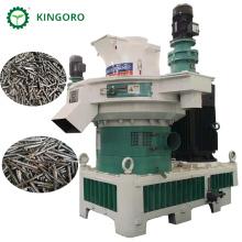 Automatic Lubrication 6-12mm Wood Pellet Machine