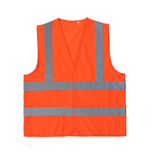 Custom Logo Safety Vest Distributor for Sale