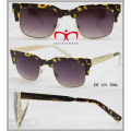 2016 Fashionable Hot Selling Sunglasses with Metal Temple (WSP601523)