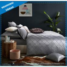 Luxo Home Textile Satin Bedding Comforter Set