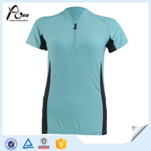 China PRO Team Bicycle Clothes Female Bicycle Tee