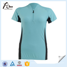 Breathable Lady Cycling Jersey Wholesale Cycling Wear
