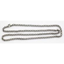 Цепь перлы серебра нержавеющей стали фабрики оптовой продажи