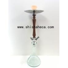 2017 Hot Sale Wood Hookah Nargile Smoking Pipe Hookah