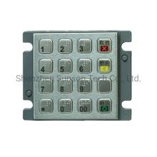 Pin Pad de cryptage compact pour appareil de paiement portable