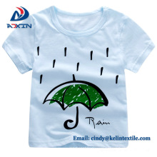High quality top fashion 100% cotton children t-Shirt wholesale