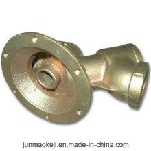Conector de fundición a presión de aleación de cobre