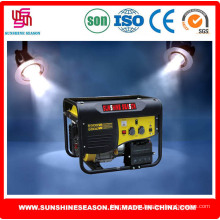 Генератор Бензиновый 5кВт для дома и наружного использования (SP12000E1)