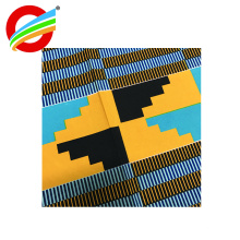 wholesale real polyester african wax print textiles for garment