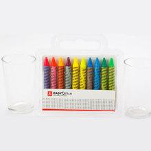 High quality wax crayon set