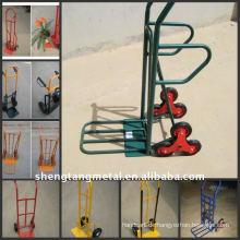 Handelssicherheits-Jeep-Verkäufer-Treppen-kletternder und faltender Hand-LKW ht4028