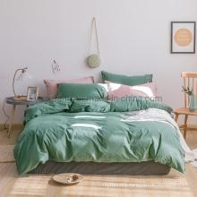 Modern Design Apartment Cotton Fabric Luxury Multi Color Cheap Price Bedding