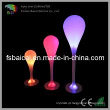 Decoração do partido Luzes da decoração do jardim do diodo emissor de luz Feito em China
