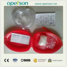 Latex-freie CPR-Maske mit Einwegventil