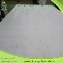 Two Time Hot Press 18mm Poplar Plywood for Basic Board