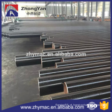ASTM A106 tubo de aço carbono sem costura sch xs