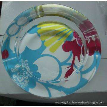 Стеклянная Круглая Форма Для Набора