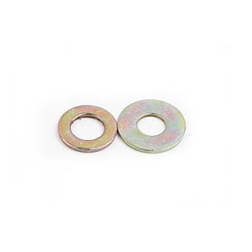 OEM China wholesale Useful Machine Parts Washer Aluminum Round Nut Ring Washer