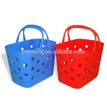 Adaptability Customized Mould Shelf Mold Plastic Waste Paper Basket Moulds